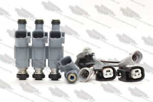 best Upgrade Fuel Injector Set 4 Nozzle Tip Ka24e Stanza Axxes 240sx 2 4l