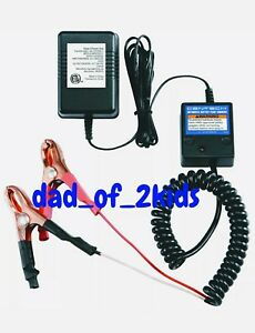New 12 Volt Battery Float Charger Car Pwc Seadoo Yamaha Tender Maintainer