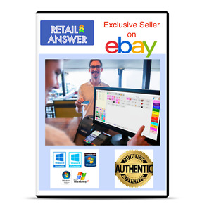 Retail Answer Pos Software Cash Register Billing Point Of Sale With Inventory