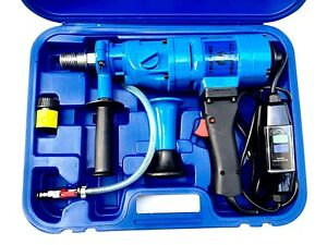 2 Speed Hand Held Core Drill With Carry Case