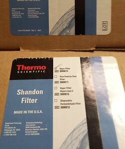 New Thermo Scientific Shandon Filter 9990610 Fedex Shipping