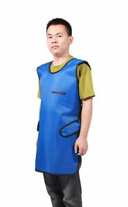 Lead Apron Full Overlap Vest Lead Apron Shield Radiation Apron X ray Protection