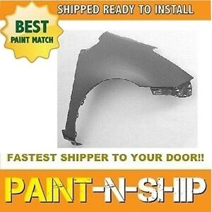 New 2004 2005 2006 Toyota Prius Right Fender Painted To1241205
