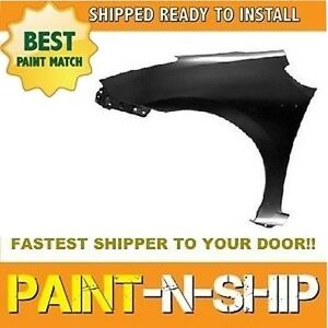 New 2007 2008 2009 Toyota Prius Left Fender Painted To1240218