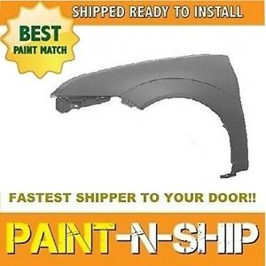 New 2005 2006 2007 Ford Focus Left Fender Painted Fo1240240