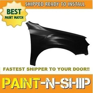 New 2009 2010 2011 2012 2013 Subaru Forester Right Fender Painted su1241128