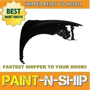 Fits 2009 2010 2011 2012 2013 2014 Nissan Murano Right Fender Painted Ni1241191