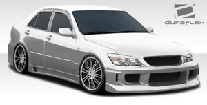 Duraflex Is300 C Speed Front Bumper Body Kit 1 Pc For Lexus Is Series