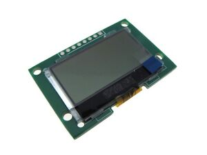 96x49 Cog Lcd Graphic Display Module Pcb Spi