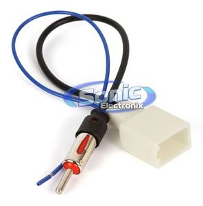 New Metra 40 Lx11 Antenna Adapter Cable For 2002 Up Toyota And Lexus Vehicles