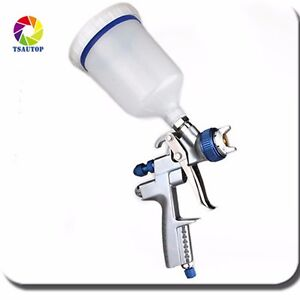 Tsautop Spray Gun Painting Touch Up Basecoat Automotive Shop Paint Tool Nr Lvmp