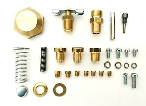 John Deere A B D Unstyled G Dltx Tractor Carburetor Parts Kit