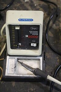 Ungar 9000 Electronic Soldering System Station Iron
