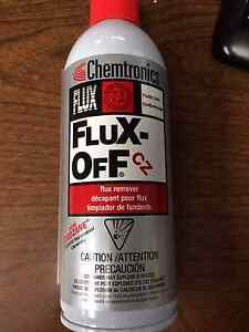 Chemtronics Plastic Safe Nonflammable Flux Off Cz Es7200 New
