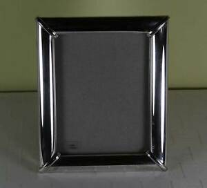 Fine Quality Medium Sterling Silver Photo Frame Art Nouveau