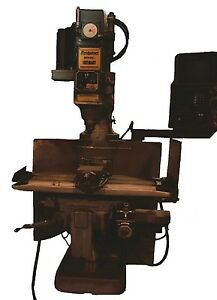Cnc Bridgeport Milling Machine For Sale