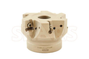 3 Coolant Thru 90 Indexable Face Mill Angx Insert 4 Cutting Edges A