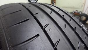 1 Tire 255 40 18 Continental Contisportcontact 3 75 Tread