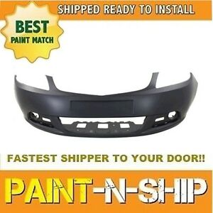 New 2012 2013 2014 2015 Buick Verano Front Bumper Painted gm1000930