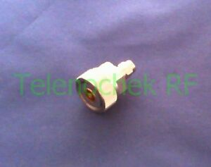 Rf Microwave Precision Coaxial Adapter Apc 7mm To 3 5mm m Male Dc 18 Ghz