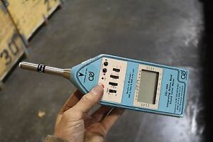 Cel instruments Octave Band Sound Level Meter Cel 266 Digital