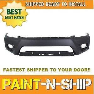 New 2012 2013 2014 2015 Toyota Tacoma Front Bumper X runner Painted to1000386