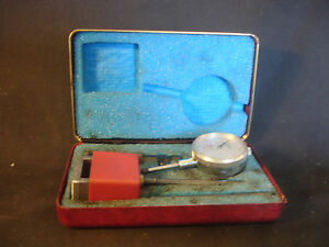 Central Tool Company Universal Dial Indicator Kit Cranston Ri Made In Usa