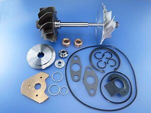 Ism M11 Enginge Truck Hx55w Turbo Charger Comp Wheel Shaft Wheel Rebuild Kit