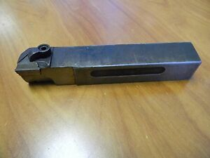 Kennametal Indexable Lathe Tool Holder Ktar 854c Ins Tp 43 6 Oal 1 x1 Shank