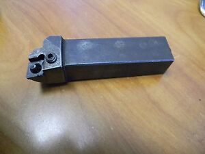 Ceradex Indexable Lathe Tool Holder Pn Pclnr 16 4 4 375 Oal