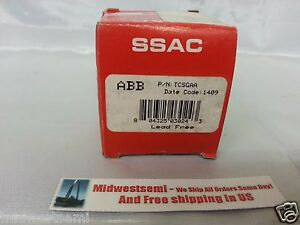 Abb Tcsgaa Ac Current Sensor 3 50vdc 2 20a Freeshipsameday Factory Box