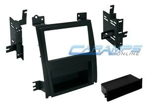 Escalade Car Stereo Radio Cd Player Dash Install Mounting Kit Installation Trim