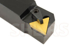 Shars 5 8 X 4 1 2 Lh Ctap Indexable Turning Tri lock Tool Holder Tpg New