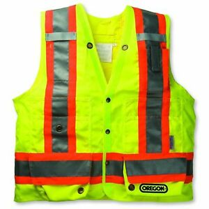 Oregon Surveyors Safety Vest 538466 Xl