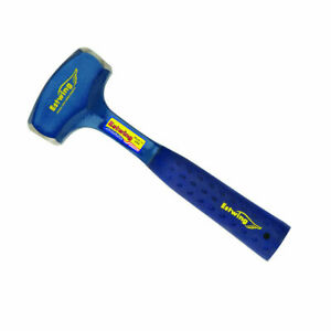Estwing B3 3lb 11 Solid Steel 3lb Drilling Hammer With Shock Reduction Grip