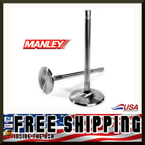 Manley Bbc Chevy Race Master Exhaust Valves 11761 8 1 880 3415 5 522