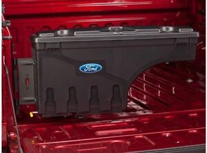 2015 2020 Ford F150 Accessory Bed Pivot Storage Box Left Hand Side