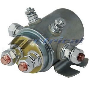 Continuous Duty Switch Relay Solenoid For Autocrane Boom Winch 6 Terminal 12volt