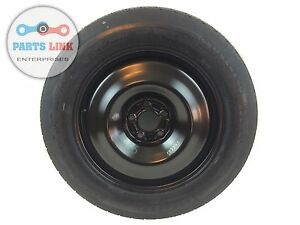Jeep Cherokee 2014 2015 Spare Tire Wheel 17x4 T165 80d17 165 80 17 Oem