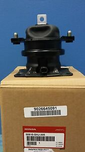 Genuine Oem 2005 2007 Honda Odyssey Engine Mount Rubber Rear Assembly