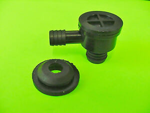 1964 1985 Gm Power Brake Booster Vacuum Hose Check Valve Disk Drum