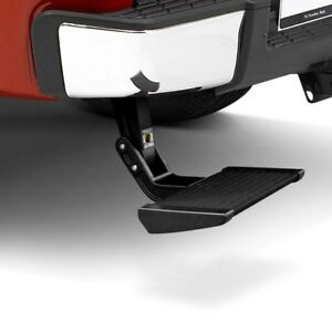 For Toyota Tundra 07 18 Trekstep Flip Down Driver Side Rear Mount Truck Bed Step