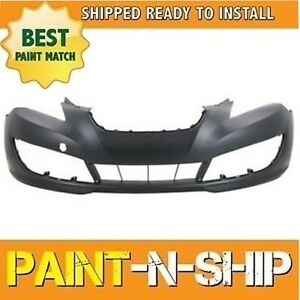 For 2010 2011 2012 Hyundai Genesis Coupe Front Bumper Painted Hy1000180