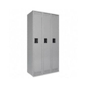 Tennsco Corp Tennsco 1 Tier 3 Wide School Locker