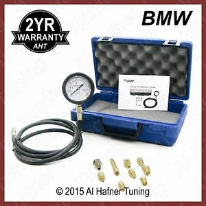 Bmw Engine Oil Pressure Test Tool With 12x1 5mm Adapter