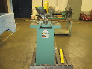 Kalamazoo Model k 10 Abrasive Saw 112872