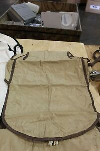 Shielding Nu liteply gard Lead X ray Protection Apron Brown