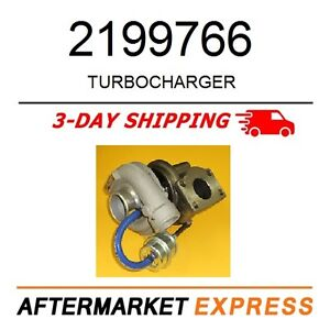 New Turbocharger Turbo For Caterpillar Cat 3054 Pf 300b Ps 200b Free Delivery