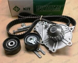 Ina Timing Belt Kit Water Pump For Citroen Peugeot Ford Mazda Volvo 1 6 Hdi