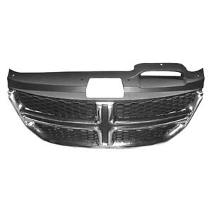 For Dodge Journey 2011 2018 Replace Ch1200362v Grille